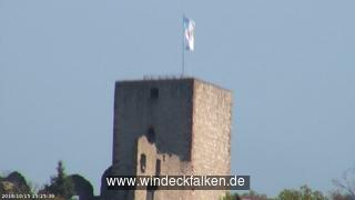 Windfahne Laufer Schloss